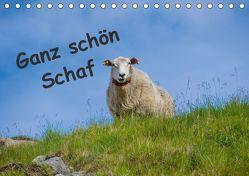Ganz schön Schaf (Tischkalender 2019 DIN A5 quer) von Eimler,  Kathrin