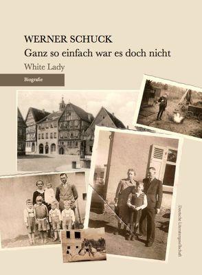 Ganz so einfach war es doch nicht von Schuck,  Werner