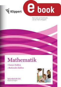 Ganze Zahlen – Rationale Zahlen von Harnischfeger,  Johanna, Juen,  Heiner