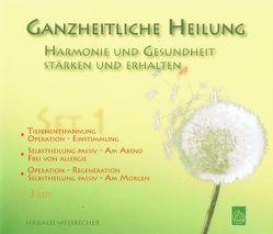 Ganzheitliche Heilung – Set 1 von Wessbecher,  Harald