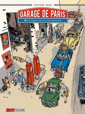Garage de Paris von Bazile,  Bruno, Dugommier,  Vincent, Scherer,  Frederik E.