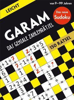 GARAM: Das geniale Zahlenrätsel – leicht von Bounkeu Safo,  Ramsès