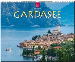 Gardasee von Bernhart,  Udo
