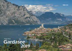 Gardasee 2019 Bildkalender A3 cm quer, spiralgebunden von Klaes,  Holger
