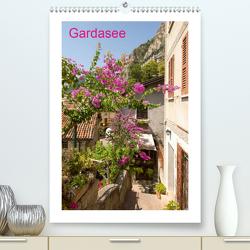 Gardasee / CH-Version (Premium, hochwertiger DIN A2 Wandkalender 2020, Kunstdruck in Hochglanz) von Kuehn,  Thomas