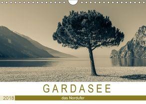 GARDASEE – das Nordufer (Wandkalender 2018 DIN A4 quer) von Rost,  Sebastian