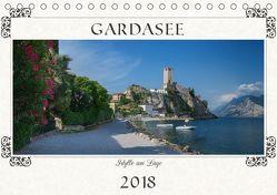 Gardasee – Idylle am Lago 2018 (Tischkalender 2018 DIN A5 quer) von SusaZoom
