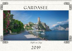 Gardasee – Idylle am Lago 2019 (Wandkalender 2019 DIN A2 quer) von SusaZoom