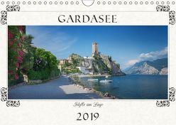 Gardasee – Idylle am Lago 2019 (Wandkalender 2019 DIN A4 quer) von SusaZoom