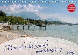 Gardasee – Manerba del Garda (Tischkalender 2019 DIN A5 quer) von Rasche,  Marlen