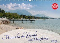 Gardasee – Manerba del Garda (Wandkalender 2019 DIN A3 quer) von Rasche,  Marlen