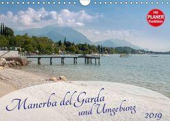 Gardasee – Manerba del Garda (Wandkalender 2019 DIN A4 quer) von Rasche,  Marlen