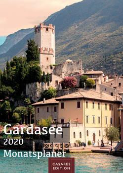 Gardasee Monatsplaner 2020 30x42cm von Schawe,  Heinz-werner