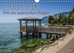 GARDASEE Orte am malerischen Ostufer (Wandkalender 2019 DIN A4 quer) von Viola,  Melanie