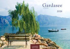 Gardasee S 2020 35x24cm von Schawe,  Heinz-werner