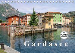 Gardasee (Tischkalender 2019 DIN A5 quer) von LianeM
