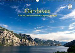 Gardasee (Wandkalender 2019 DIN A3 quer) von Kuehn,  Thomas