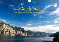 Gardasee (Wandkalender 2019 DIN A4 quer) von Kuehn,  Thomas