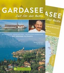Gardasee – Zeit für das Beste von Bernhart,  Udo, Kellermann,  Monika