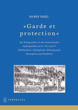 Garde et protection von Babel,  Rainer
