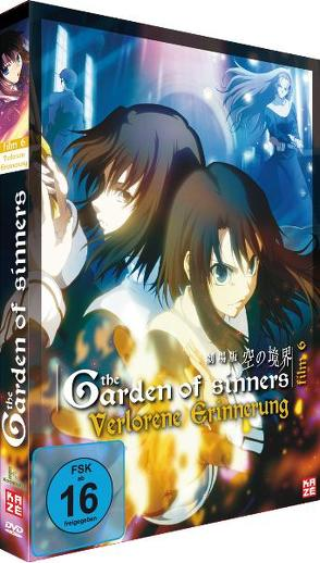 Garden of Sinners Film 6 von Miura,  Takahiro