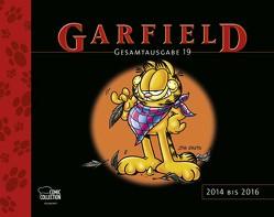 Garfield Gesamtausgabe 19 von Davis,  Jim, Fuchs,  Wolfgang J