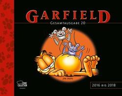 Garfield Gesamtausgabe 20 von Davis,  Jim, Fuchs,  Wolfgang J