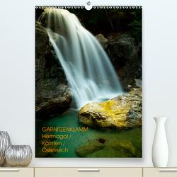 GARNITZENKLAMM (Premium, hochwertiger DIN A2 Wandkalender 2021, Kunstdruck in Hochglanz) von Jörg Leth,  Hans