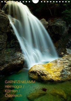 GARNITZENKLAMM (Wandkalender 2019 DIN A4 hoch) von Jörg Leth,  Hans