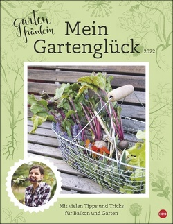 Garten Fräulein Posterkalender 2022 von Gartenfräulein, Heye
