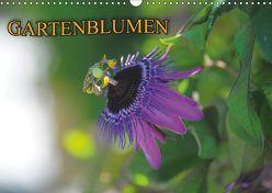 Gartenblumen (Wandkalender 2019 DIN A3 quer) von Geduldig,  Bildagentur
