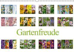 Gartenfreude (Wandkalender 2019 DIN A3 quer) von Gierok,  Steffen