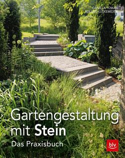 Gartengestaltung mit Stein von Lütkemeyer,  Roland, Toman,  Daniela