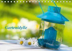 Gartenidylle (Tischkalender 2019 DIN A5 quer) von Dzierzawa,  Judith