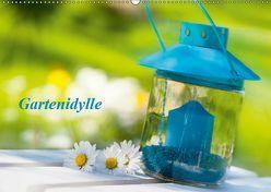 Gartenidylle (Wandkalender 2019 DIN A2 quer) von Dzierzawa,  Judith