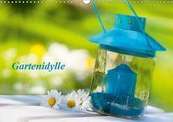 Gartenidylle (Wandkalender 2019 DIN A3 quer) von Dzierzawa,  Judith
