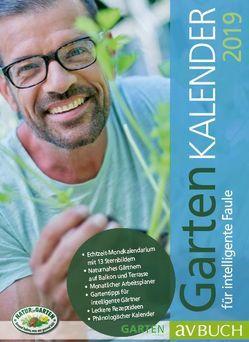 Gartenkalender 2019 von Ploberger,  Karl
