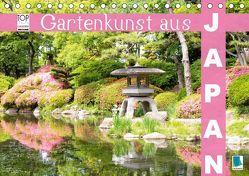 Gartenkunst aus Japan (Tischkalender 2019 DIN A5 quer) von CALVENDO