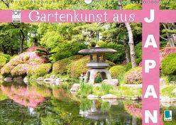 Gartenkunst aus Japan (Wandkalender 2019 DIN A3 quer) von CALVENDO