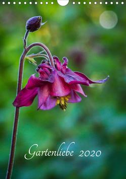 Gartenliebe (Wandkalender 2020 DIN A4 hoch) von Gartenchaosliebe