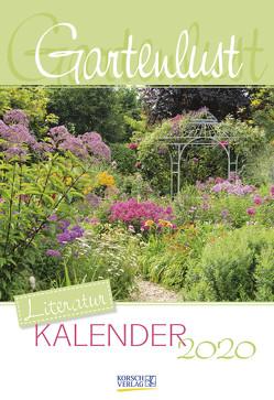 Gartenlust 2020 von Korsch Verlag