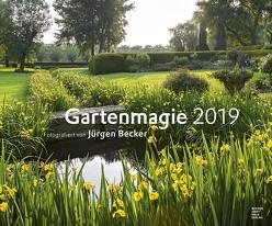 Gartenmagie by Jürgen Becker 2019 von ALPHA EDITION, Becker Joest Volk Verlag, Becker Jürgen