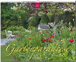 Gartenparadiese von Timmermann,  Annette
