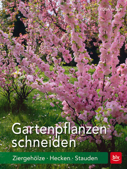 Gartenpflanzen schneiden von Wolf,  Rosa