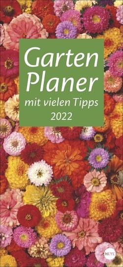 Gartenplaner Kalender 2022 von Heye