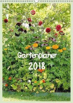 Gartenplaner (Wandkalender 2018 DIN A3 hoch) von tinadefortunata,  k.A.
