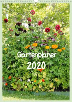 Gartenplaner (Wandkalender 2020 DIN A3 hoch) von tinadefortunata