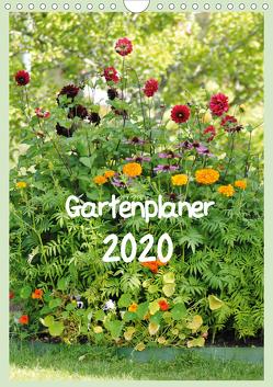 Gartenplaner (Wandkalender 2020 DIN A4 hoch) von tinadefortunata