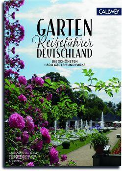 Gartenreiseführer Deutschland von Clark,  Ronald, Deutsche Gesellschaft f. Gartenkunst und Landschaftskultur,  e.V., Freiberg,  Christina