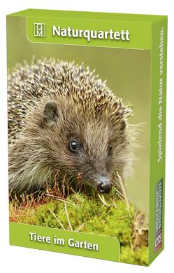 Gartentiere von Quelle & Meyer Verlag